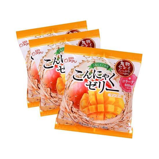 Picture of Thạch trái cây Konjak Jelly Mango (108g)