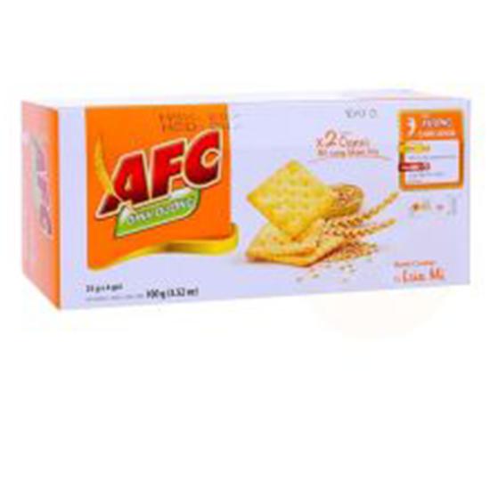 Picture of Bánh quy AFC vị Lúa mì hộp 100g