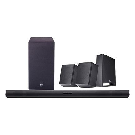 Hình ảnh củaDàn loa âm thanh LG 4.1 SJ4R 420W