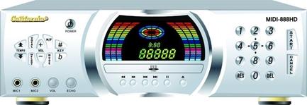 Hình ảnh củaĐầu DVD karaoke California Midi 888HD