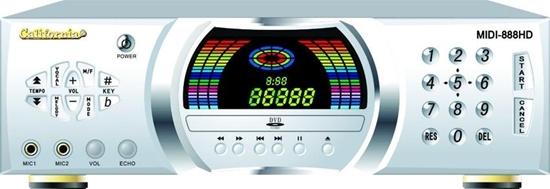 Picture of Đầu DVD karaoke California Midi 888HD